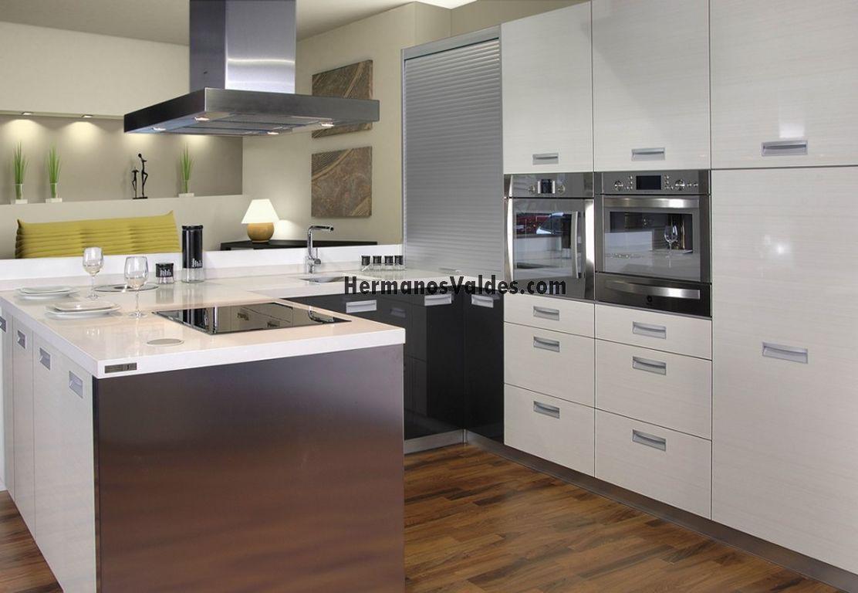 Muebles de Cocina - Cocinas en Kit - Ref. 4085 - HERMANOS VALDES ...